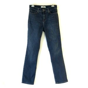 Levis's Perfectly Slimming 512 Straight Leg Jeans